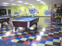 Game & Party Room