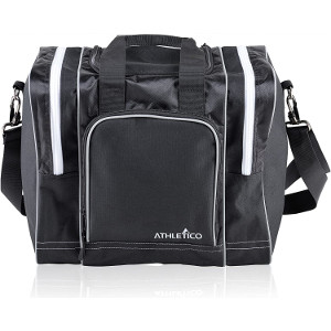 athletico bowling bag single ball