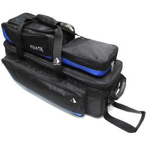 pyramid path triple tote roller plus bowling bag