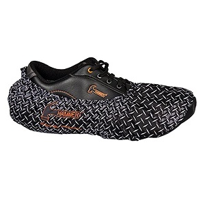 Hammer Shoe Cover Diamond Plate Bowling Shoe Covers